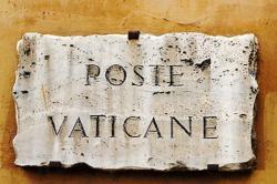 Ватиканская почта