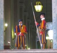 Понтификальная швейцарская гвардия