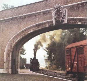 Ватиканская железная дорога